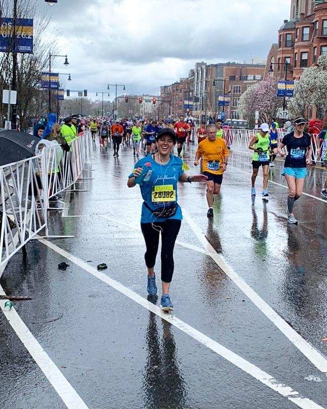 Isabel | Boston Marathon | Of Note Stationers
