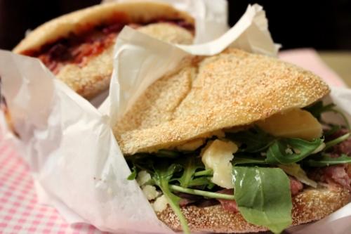 Yum yum sandwiches!