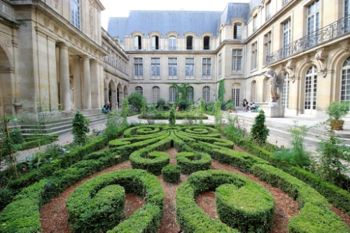 The Carnavalet Museum, dedicated to Paris's history, is getting a facelift