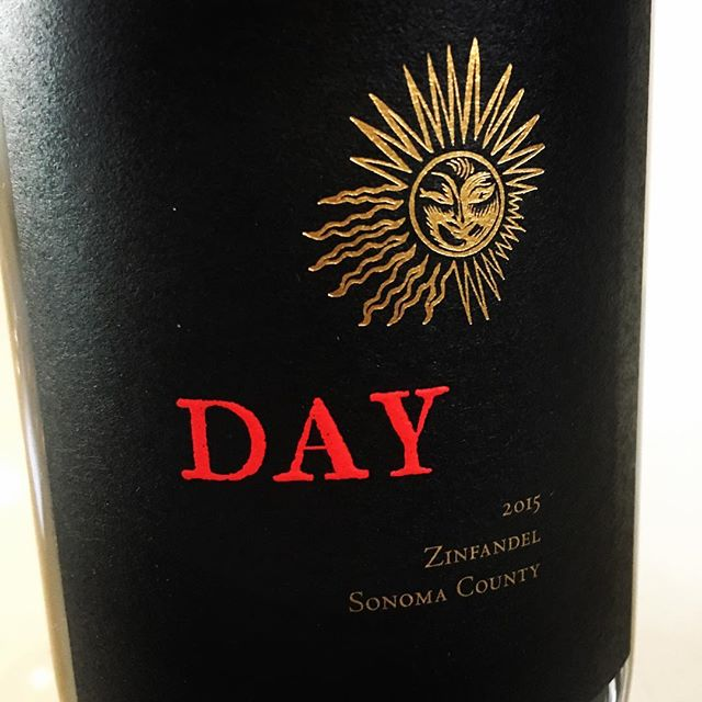 Back to his roots! New this week from Ehren Jordan @dayzinfandel 2015!! #westcoast #onlythebest #sonomacounty #unionstreet #marina #cowhollow