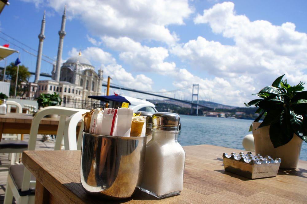 House Cafe | Ortaköy, Istabul