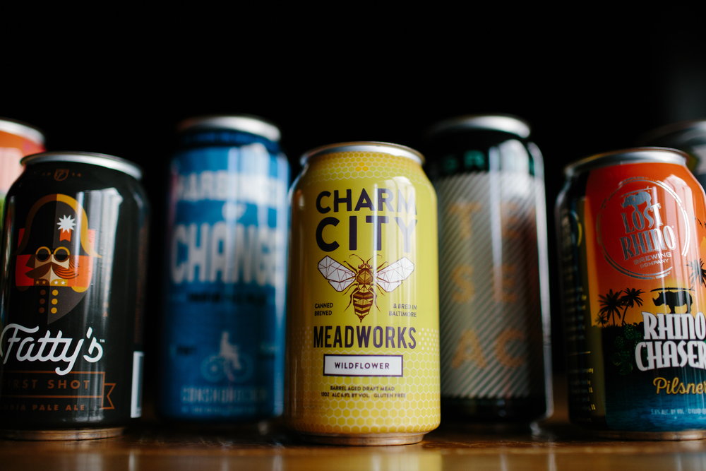 Check out this  gorgeous video  from one of our favorite beverage businesses, Charm City Meadworks, about their work with River City Cannery!