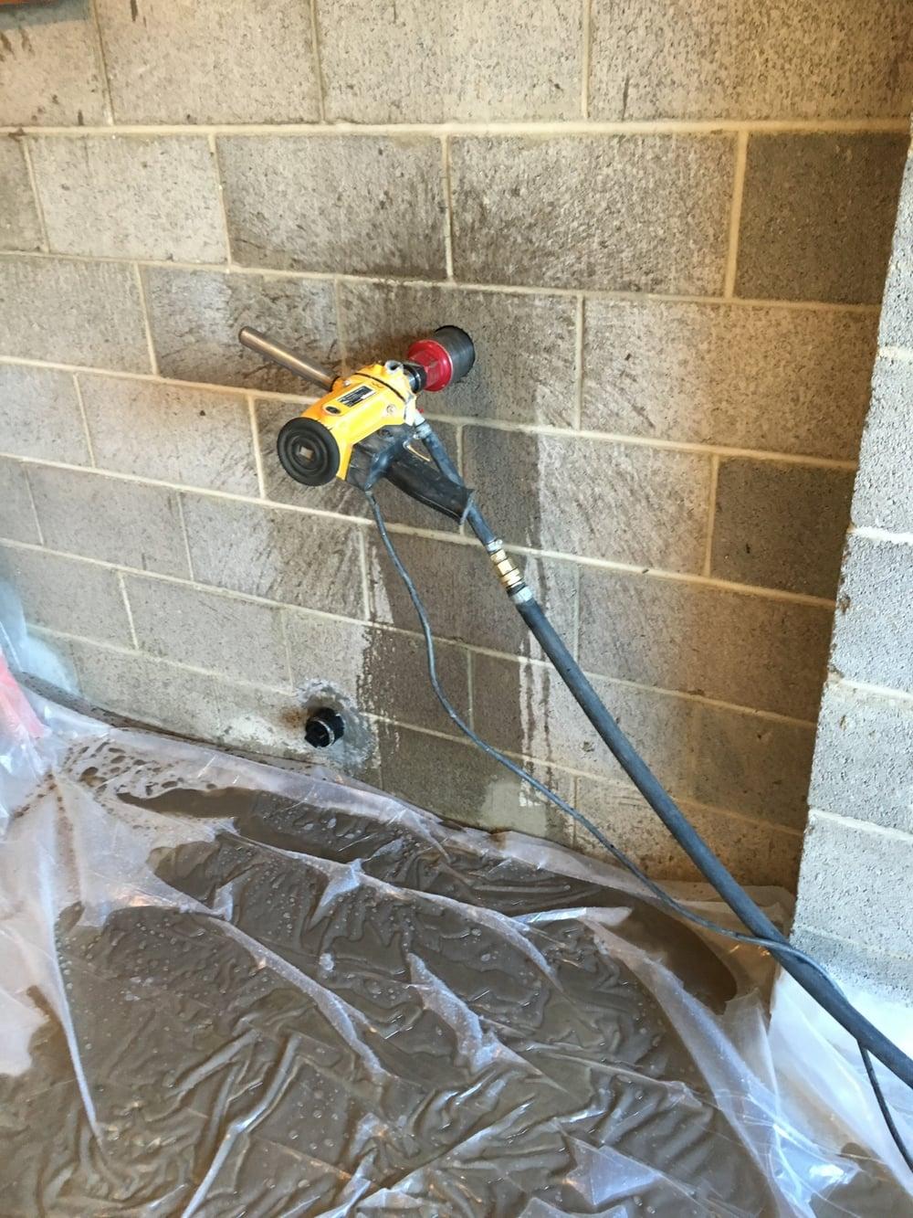 blakemore construction electric inc plumbing drains rh bcesantabarbara com Telephone Connection Block wiring black wire socket
