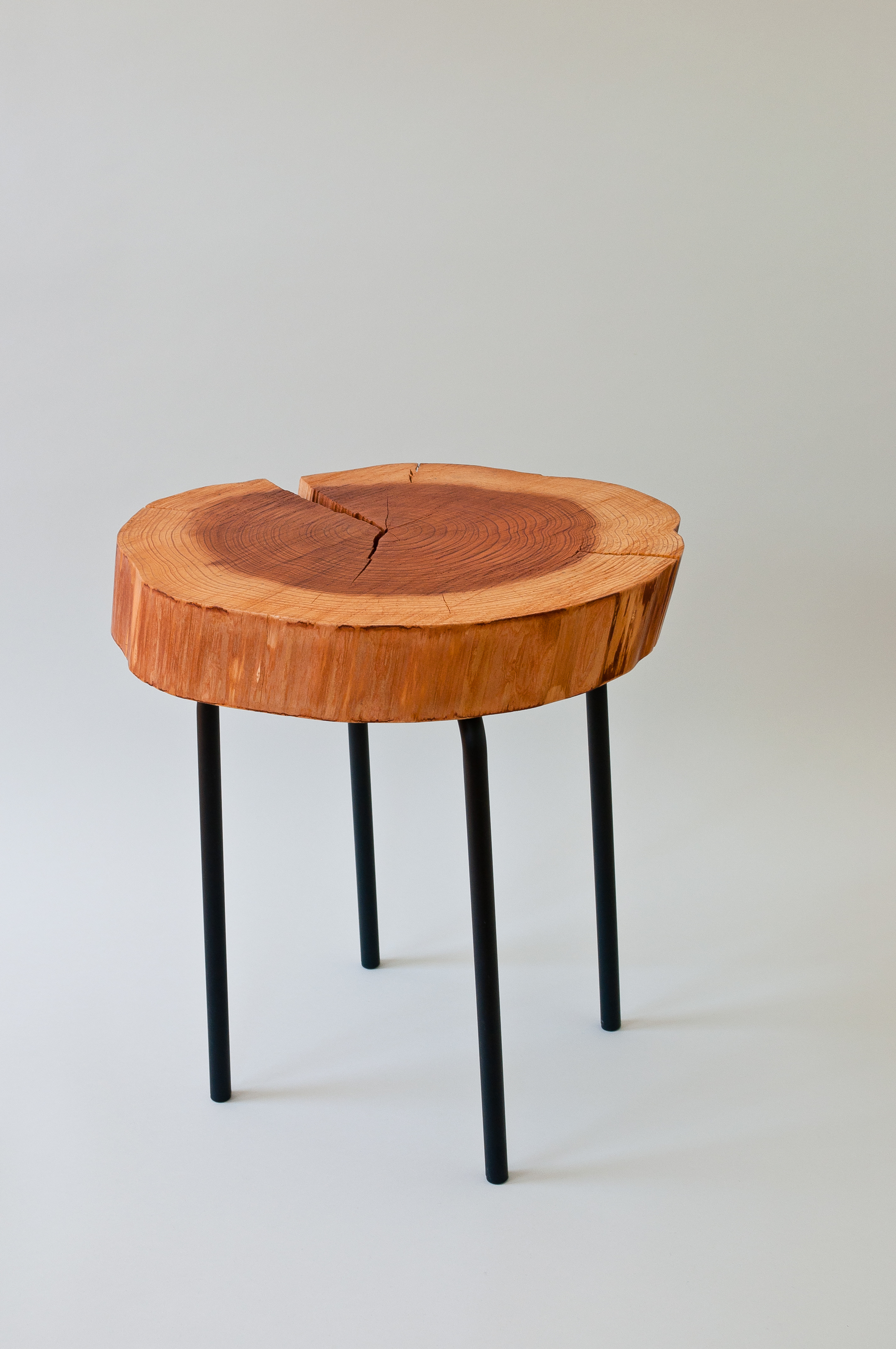 Side Table MJL - Redwood side table