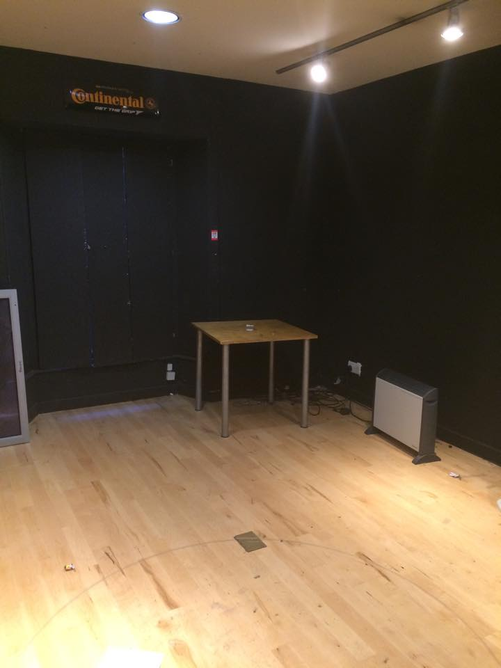 A sorry old studio