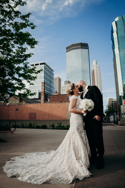 Wedding in Downtown Minneapolis