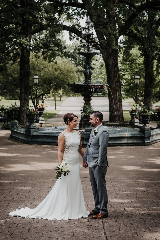 Intimate Wedding @ Irvine Park
