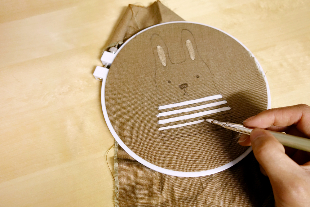 ThenComesColor_EmbroideredBunny_painting.jpg
