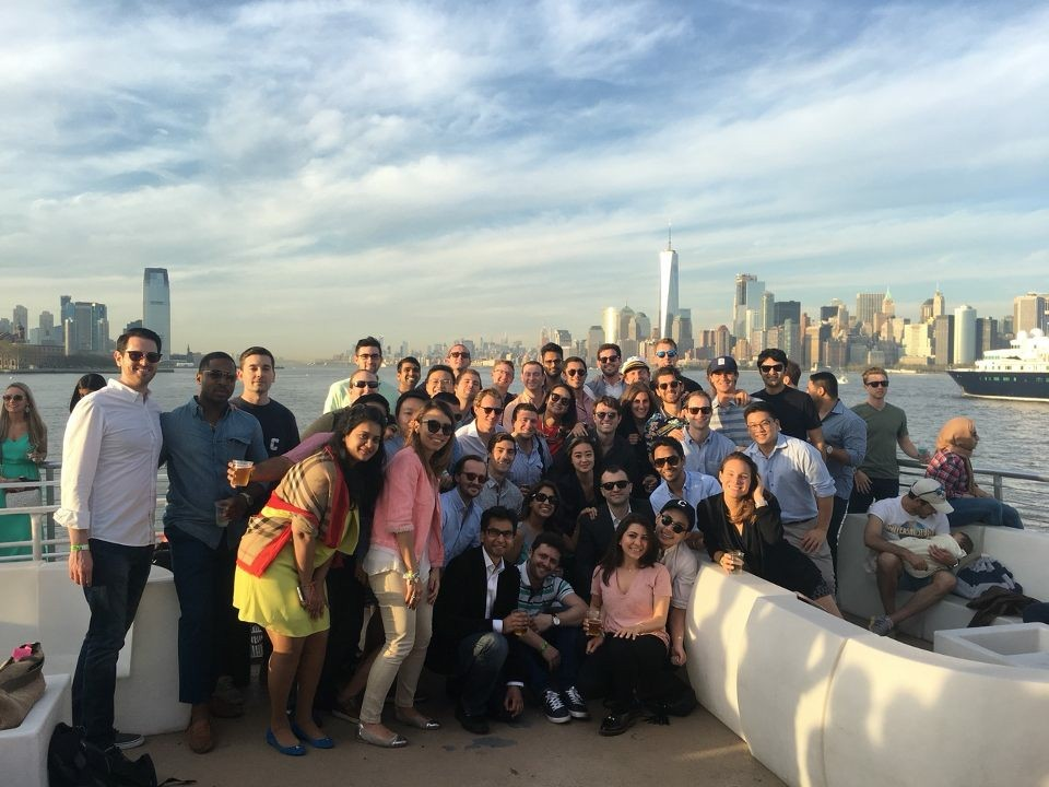 2017 End of the Year - Boat Cruise