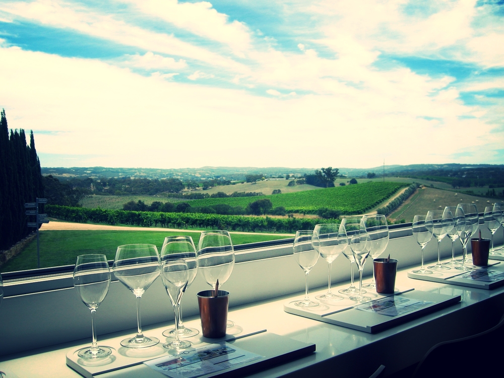 Lane Vinyards in the Adelaide Hills