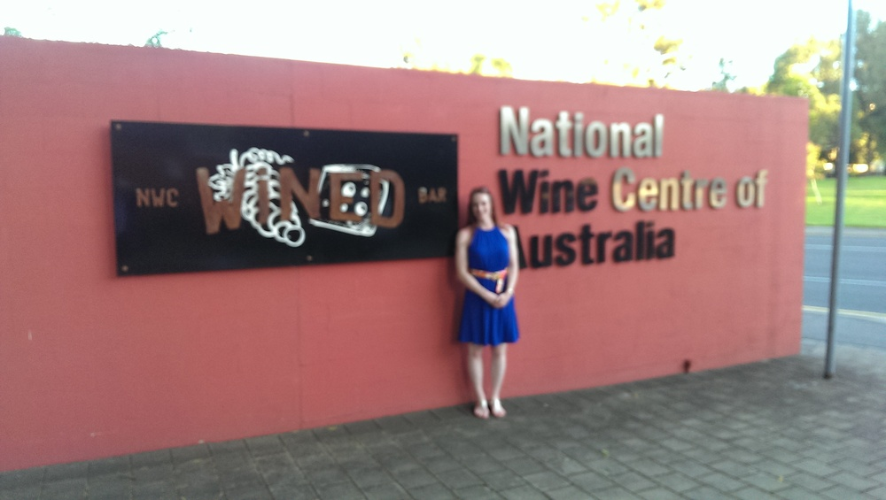 National Wine Center of Australia