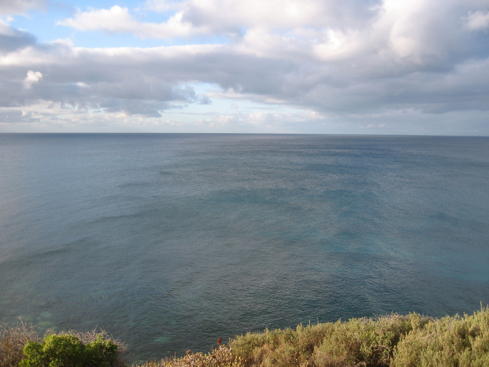 View from Kangaroo Island