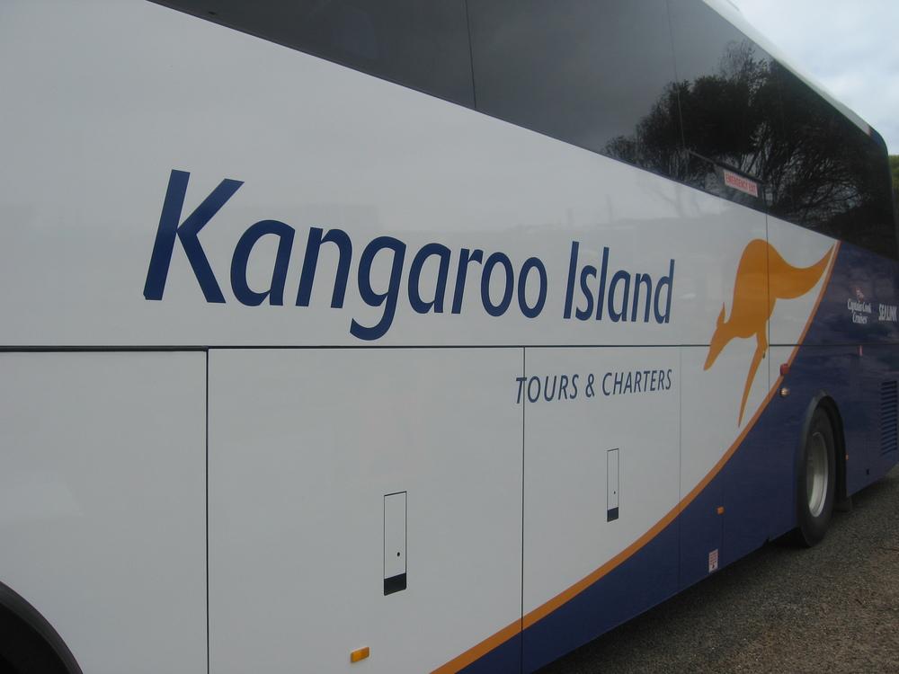 The Tour Bus!