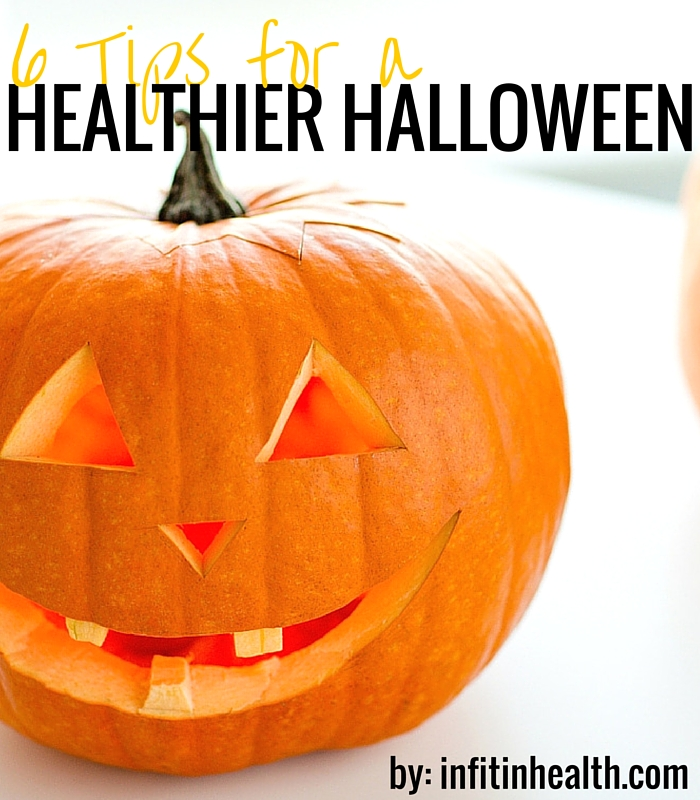 6 Tips for a Healthier Halloween
