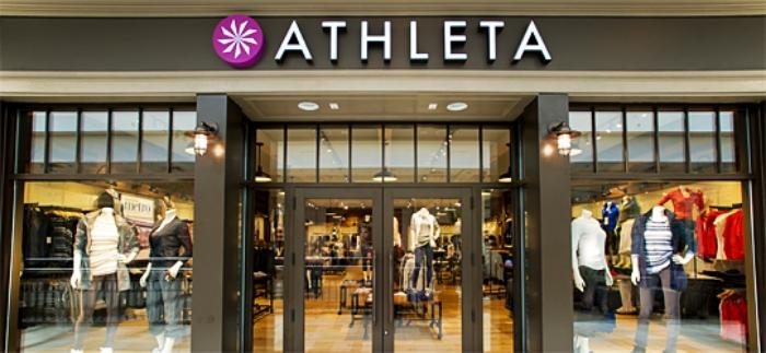 Albany Athleta Storefront