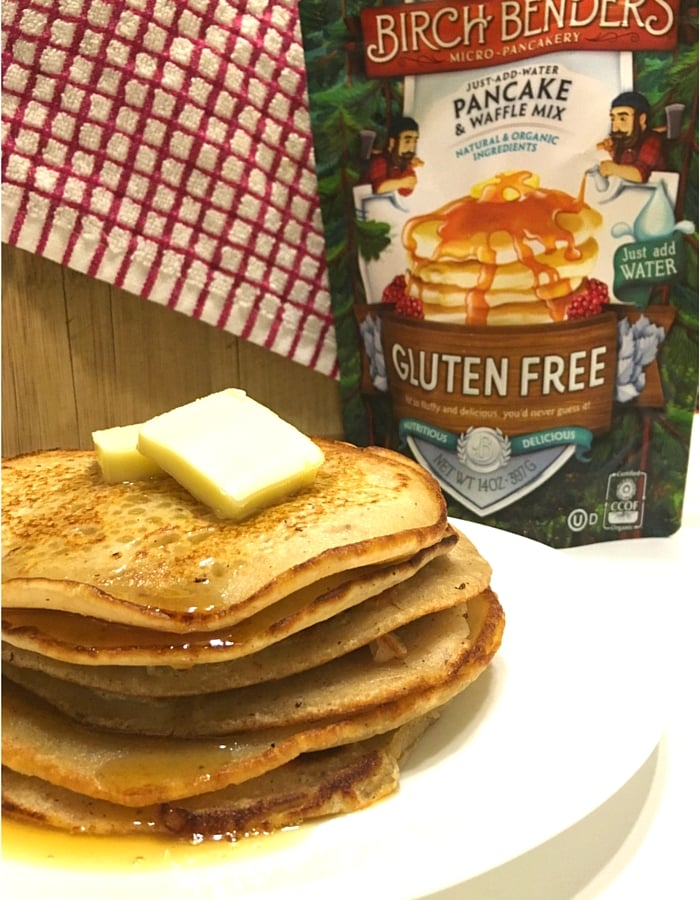 Birch Bender's Gluten-Free Pancake Mix