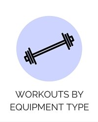 Workouts By Equipment Type