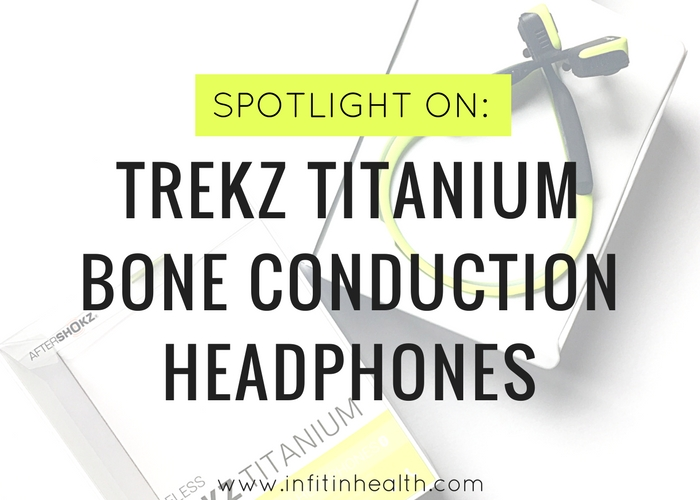 Spotlight On: Trekz Titanium Bone Conduction Headphones