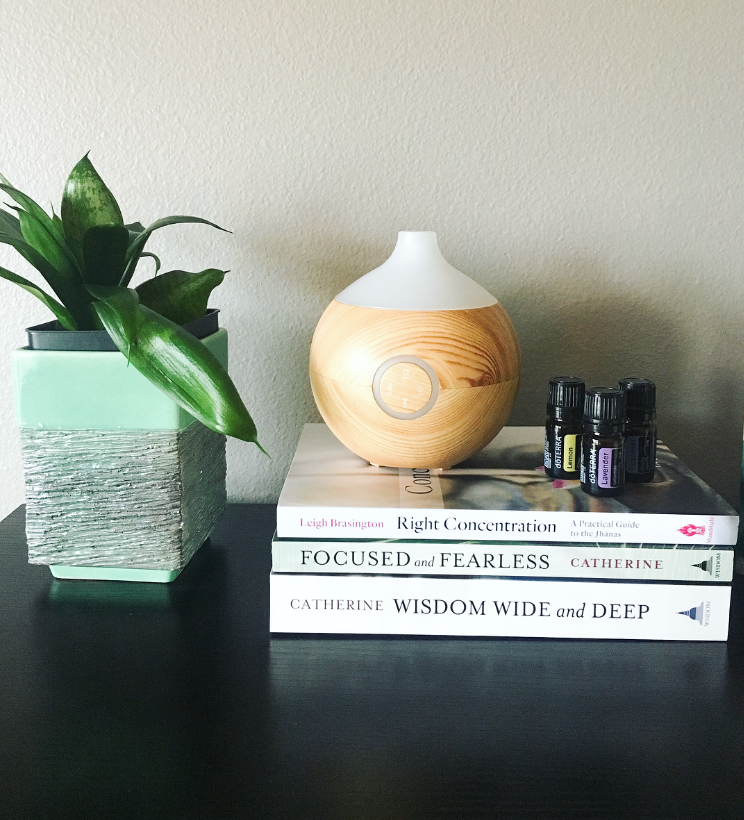 Resveralife Essential Oil Diffuser