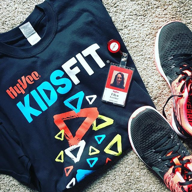 "🚨B I G • A N N O U N C E M E N T🚨 . Alright you guys, HERE'S THE NEWS! 👉🏻 I've accepted a job with the @hvkidsfit program!! I'm a part-time Hy-Vee KidsFit Trainer now while I finish up my Masters degree, and I'll be transitioning to a full time Program Coordinator when I graduate in August!! I seriously couldn't be more EXCITED!! 🙌🏻 . @destrominatetheday and @anniestolte - THANK YOU for this amazing opportunity. I am honored and humbled that you thought of me to join the team, and I am thrilled to start this journey! ❤️ . 🛣 This road has been a long one - getting to the career I want. I remember back in 2011 when I started teaching fitness classes. 😱 I wanted zero people to show up so I could go home instead of facing my fears. ✅ 2 certifications and a blog later, I made it a side hobby. I remember a phone call with my parents one night saying ""What if this becomes my career?"" . Well. Now it is. Many teaching jobs later, and one Masters degree *almost* done, I'm here. I am blazing this career trail. I'm doing it. I'm doing it afraid, but empowered and excited. I'm doing it not knowing everything. But that's okay. Bring it on world! Let's take this leap of faith and GO! . . . . . . . #hyveekidsfit #fitness #workout #dowhatyoulove #lovewhatyoudo #groupfitnessinstructor #sweatpink #fitfluential #bloghealthy #inspiringfitness #inspiringchange #passion #DoWhatMovesYou #moveyourbody #letsmove #movemore #movemorefitness #girlgetafterit #sweatonceaday #instafit #fitnessinspiration #BFHealth #iamwellandgood #career #newhorizons #makeithappen"