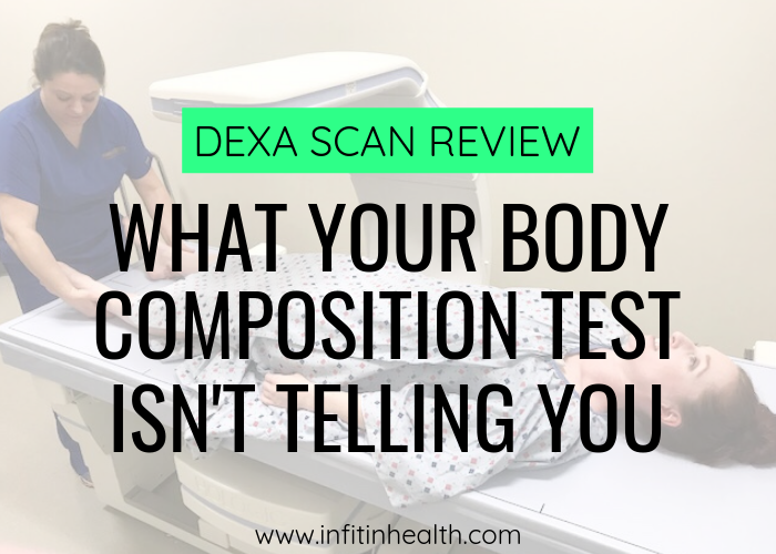 DEXA Scan Body Composition Testing