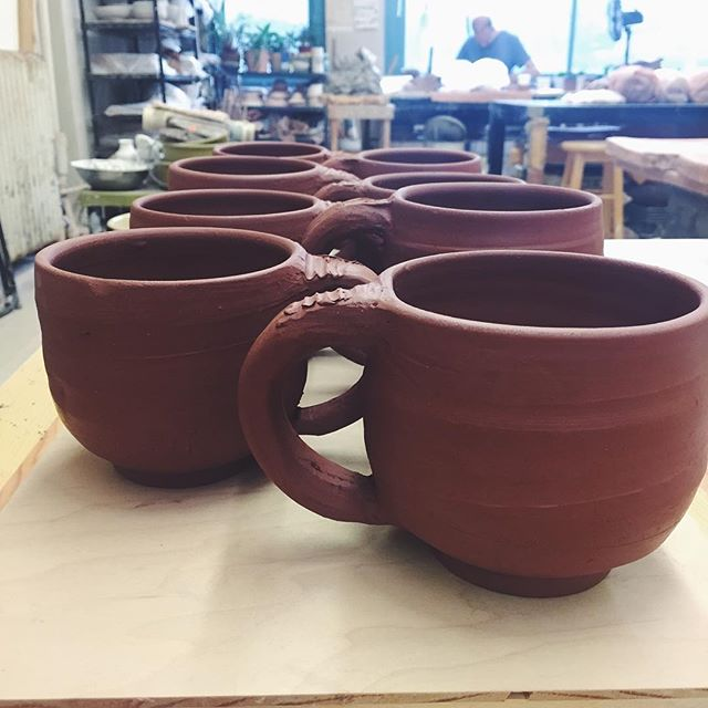 Make Americano Great Again! ☕️ #coffee #pottery