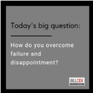 hope — Motivation — Bill Cox Coaching