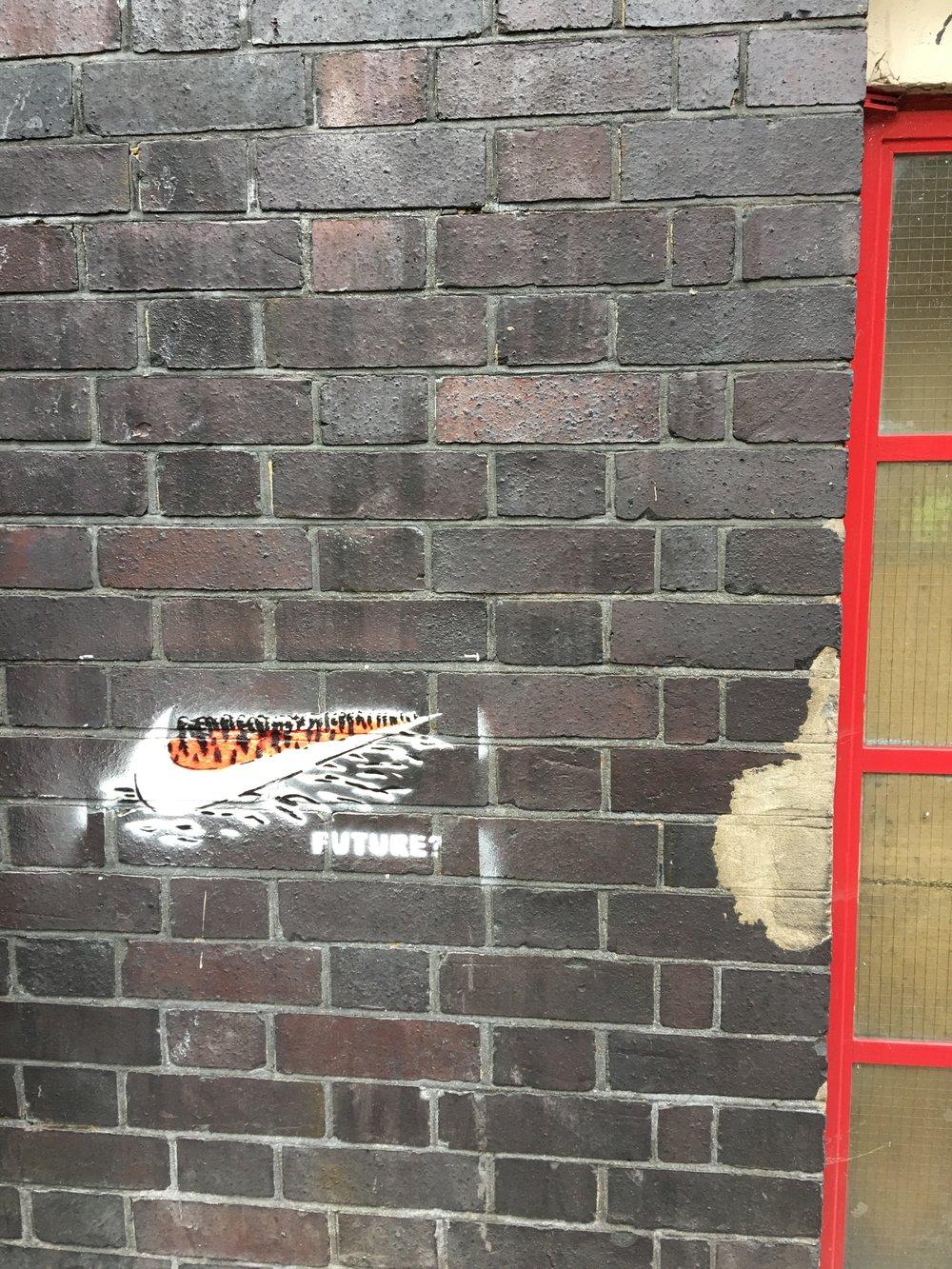 Not a Banksy.