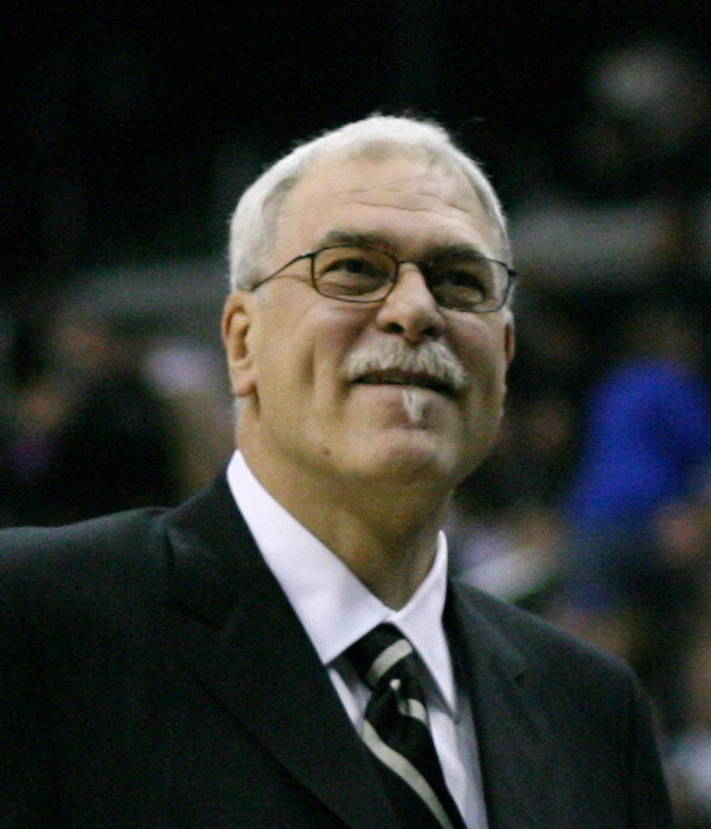 The Coach's Coach - Phil Jackson