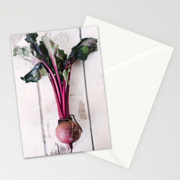 Gimme A Beet Stationery