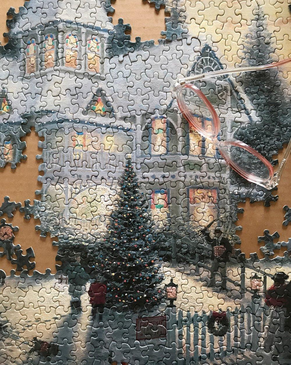 Christmas Puzzle | TetherAndFly.com
