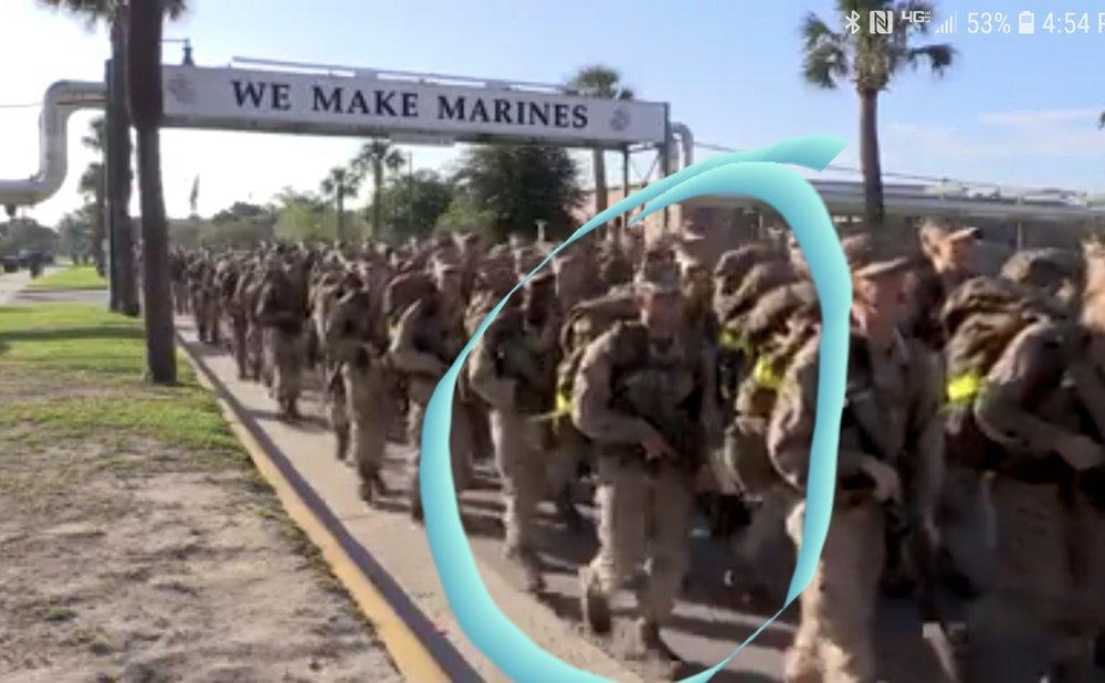 TetherAndFly.com | Joel is a Marine