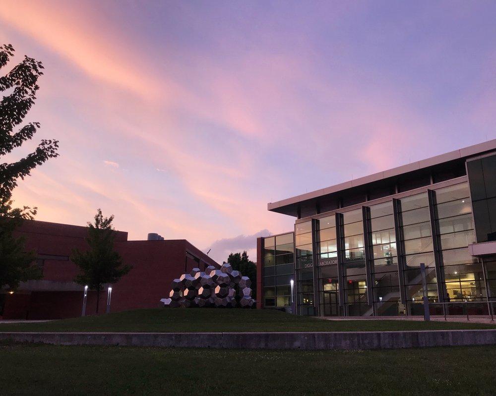 Wright State University Diggs Laboratory | TetherAndFly.com