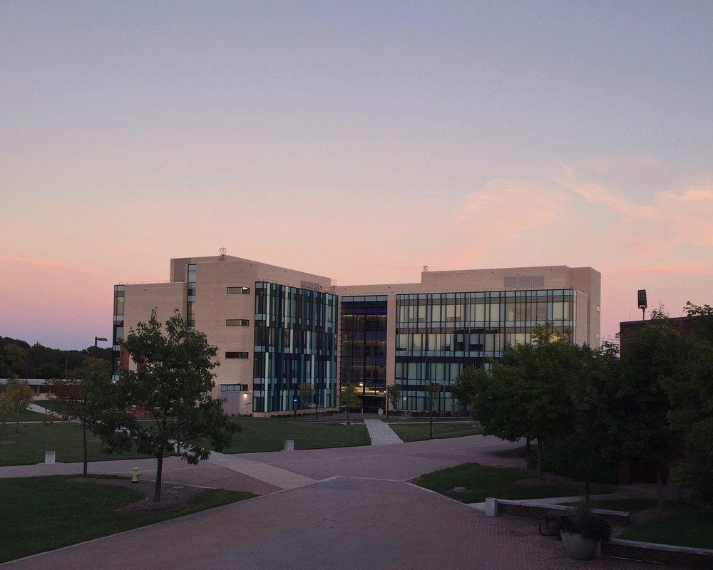 Wright State University NEC | TetherAndFly.com