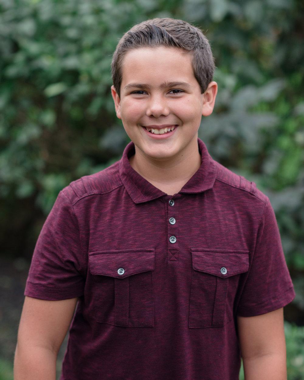 Kevin Seventh Grade | TetherAndFly.com