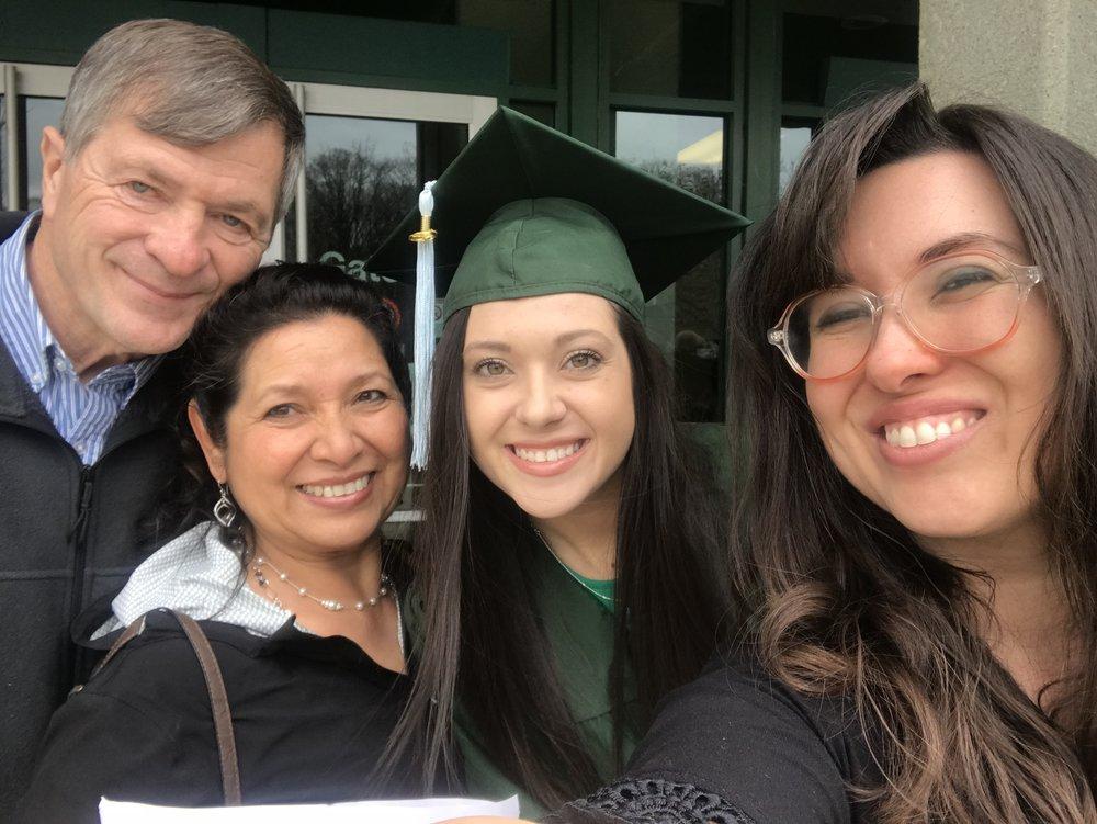 Abby Graduated | TetherAndFly.com