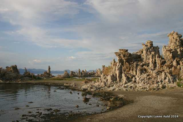 Tufas, Mono Lake