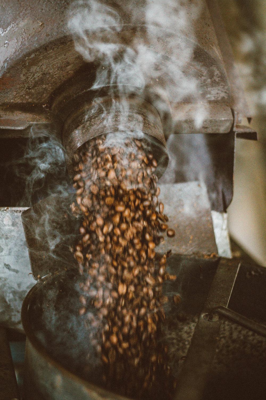 Coffee Roasting in Monteverde, Costa Rica // isitRachelle