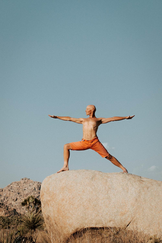 Yoga in Joshua Tree National Park, CA | isitRachelle