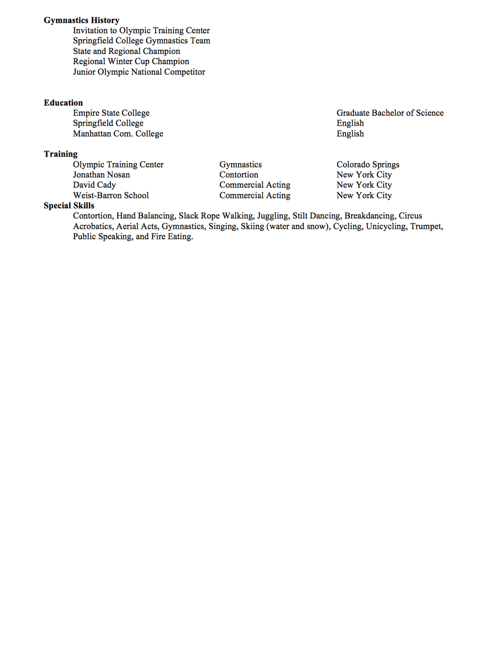 Joe Putignano Resume 2014New.jpg