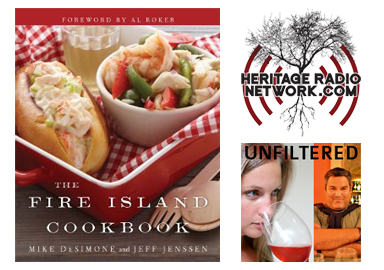 "Heritage Radio Network ""Unfiltered"" - The Fire Island Cookbook"