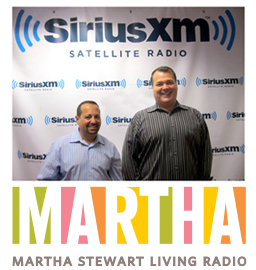 Listen to Terri Trespicio Interview The World Wine Guys on Martha Stewart Radio
