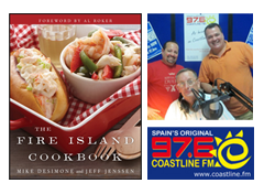 Coastline Radio: The Fire Island Cookbook