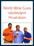 Michel Rolland And The World Wine Guys Visit Croatia