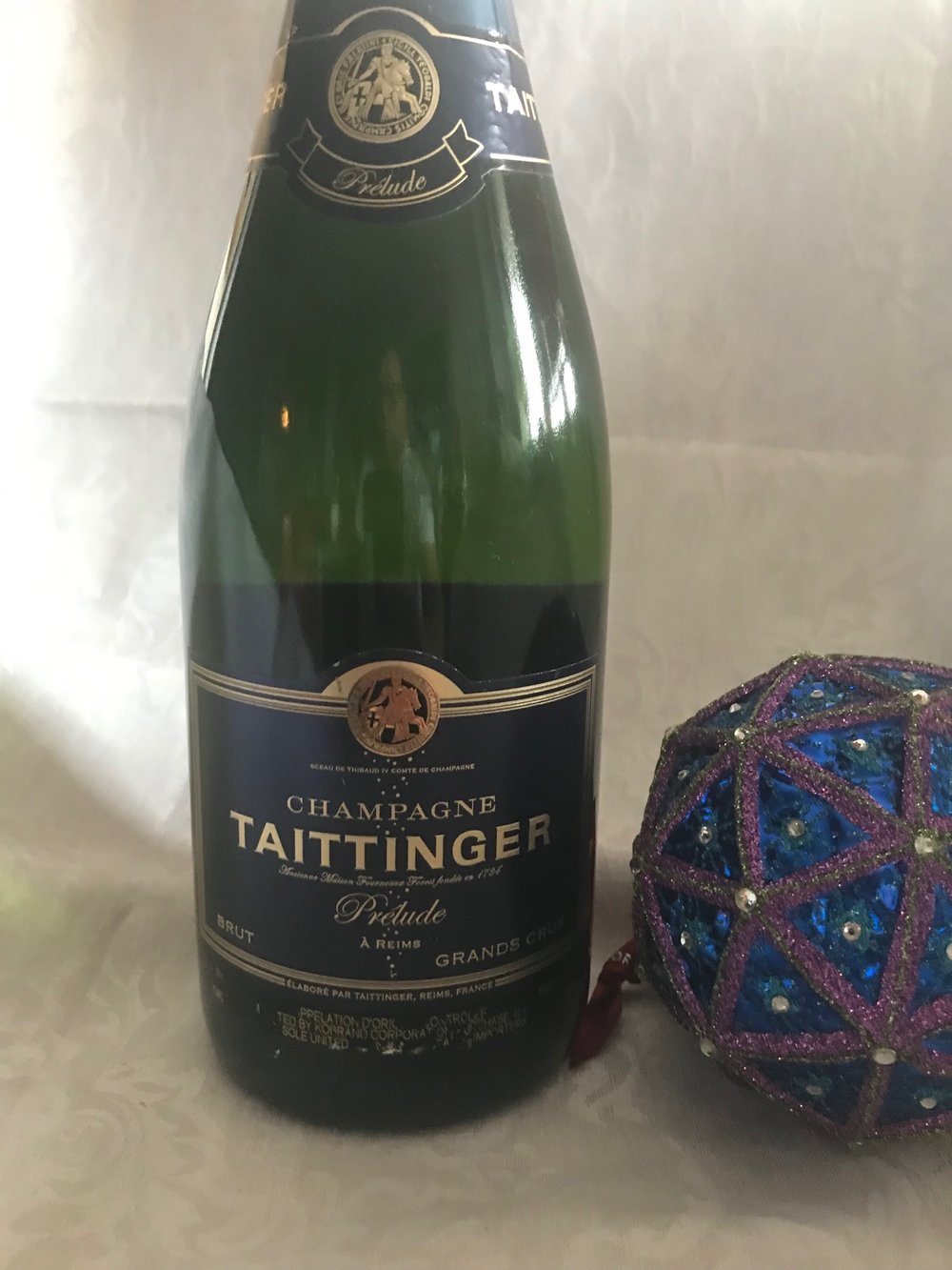 Champagne Taittinger Prélude Grands Crus