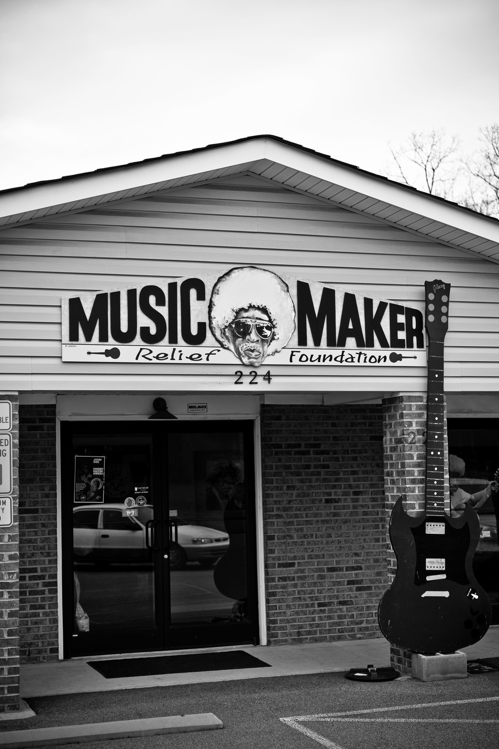 The Music Maker Relief Foundation