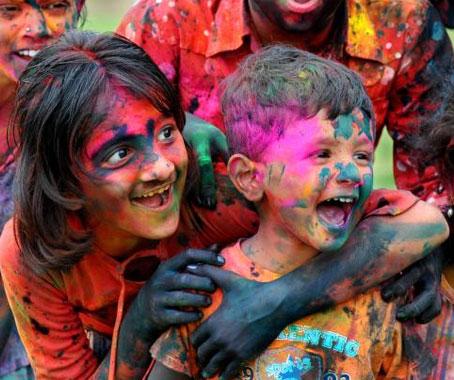 children-colour