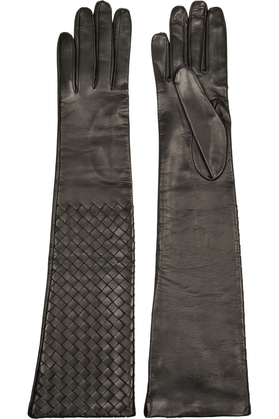 Bottega Veneta Leather Gloves.jpg