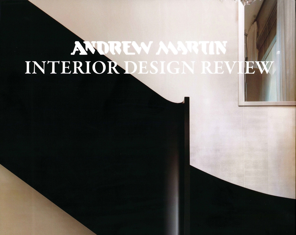 Alexandra Kidd Design ANDREW MARTIN INTERIOR DESIGN REVIEW VOL 19