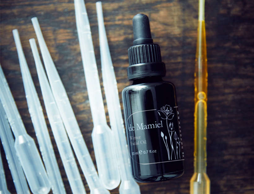 The concept of changing your skincare with the seasons isn't new, but Annee de Mamiel's luxurious, limited-edition hand-blended face oils take it a brilliant step further.